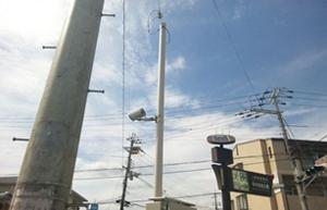 関西電力より電源供給