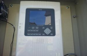 デジタルレコーダー4ch(320GB)ファン付