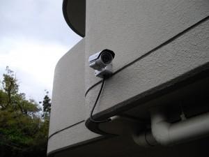 マンション・施設用防犯カメラ1