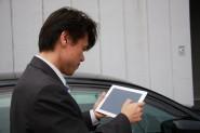 iPadによる遠隔確認システム