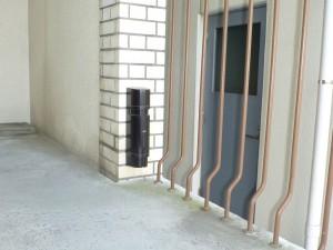 赤外線センサー設置例5