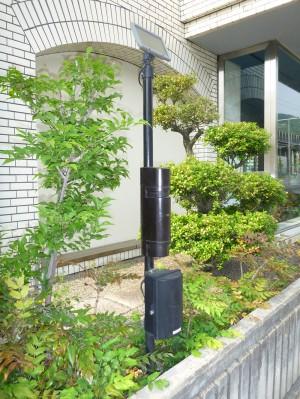 赤外線センサー設置例4